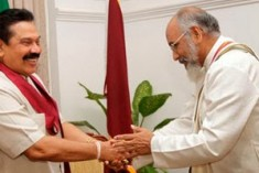 Sri Lanka Govt. is killing our hopes: Wigneswaran