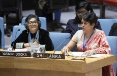 """Sri Lanka to UN SC: """"Transitional justice mechanisms need to take cognizance of the various historical, cultural and religious sensitivities."""""""