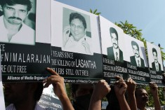 Before enforcing Govt ethics on Media it should do justice journalists killed and assaulted