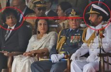 No show at courts by former Sri Lanka Navy Commander Wasantha Karannagoda for the fourth time!