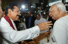 Mr. Rajapaksa, If you want capture power do it in some other way, we have no problem – Sampanthan
