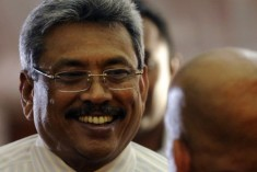 Sri Lanka's Gotabhaya Rajapaksa Charged With Corruption