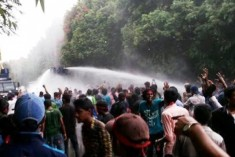 Third Attack in One Day: Teargas, Water Cannons Against University Students