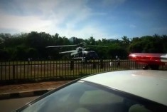 Sri Lanka: Youth Arrested For Recording Footage Of President's Helicopter