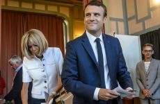 France election: Macron party set for big parliamentary win