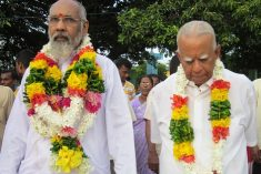 Agreement between Sampanthan and Wigneswaran save the day for Northern  Provincial Council