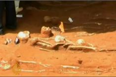 Military torture chamber near Matale mass grave