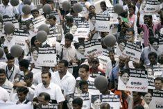 Project Exile: Editor escaped Sri Lanka after husband's murder
