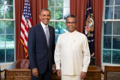 Sri Lanka Amb to USA contradicts President Sirisena re UNHRC resolution 30/1