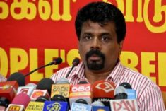 The continuation of the Rajapaksa black decade starts again – Anura Kumara Dissanayaka