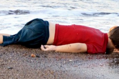 """At That Moment, When I Saw the 3 Year-old Aylan Kurdi, I was petrified,"" Photographer Nilufer Demir"
