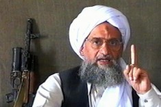 Al-Qaida leader announces formation of Indian branch
