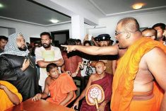 BBS head Gnanasara goes scot-free! Sri Lanka Govt withdraws hate speech charges!