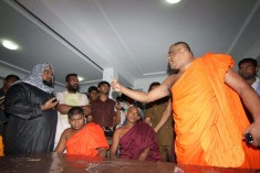 Sri Lanka: Minister Rishad condemns unruly disruption by BBS, wants Commission of Inquiry