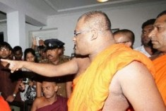Sri Lanka: Bodu Bala Sena is an integral part of the  Rajapaksa power project