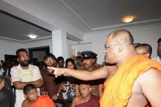 Sri Lanka: Opposition JVP  slams BBS behaviour