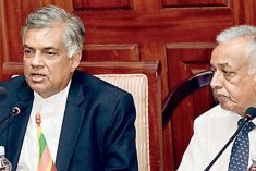 Sri Lanka: Impunity through Immunity in special Provisions Bill for Ranil, Malik
