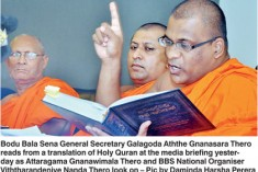 BBS fires all cylinders at Muslims in Sri Lanka