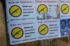 SriLanka NPC election: Assault, intimidation of voters, campaigning near polling station etc