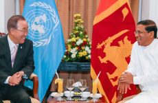 HRC 34 resolution 34/L1 shows the Sirisena administration's positive engagement with the IC – US