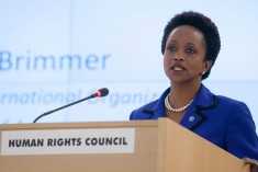Esther Brimmer Presents U.S. Priorities at HRC 22 Opening: The Council's work remains unfinished  on Sri Lanka