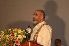 NPC ready to exercise police, land powers; Military governor should be replaced –  CM Wigneswaran tells inaugural session