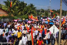 Huge crowds at Ezhuka Tamil – 'Rise Tamil' rally in Batticaloa,