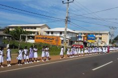 Release occupied land in Kepapilavu & resettle the villagers in their traditional places
