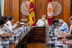 The President in the Pandemic – Thisaranee Gunasekara