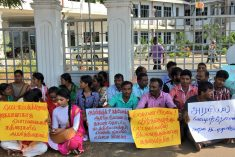 Unemployed graduates in North & East are discriminated – Sampanthan