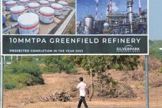 Hambantota Refinery Project a Potential Money Laundering Risk: TISL