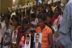 Post-war situation in Northern Sri Lanka & Prospects for Reconciliation