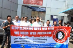 Sri Lanka: theindependent.lk complaints to HRC over blockade