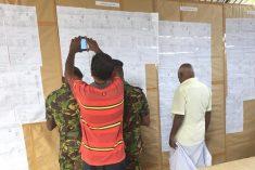 Sri Lanka Army Chief wants data on candidates contesting polls