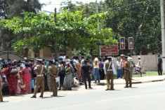 Police detains families of disappeared from Northern Sri Lanka and prevents peaceful protest and petition to the UN