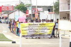 "Letter to Sirisena: Stop fundamental rights violations by the Mahaweli development ""L"" zone project."