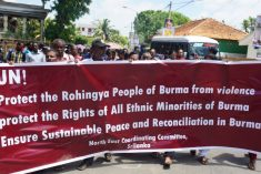 Sri Lanka North East Coordinating Committee urge UN to ensure satyr of Rohingya people.