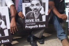 Vital Information on Abduction of Journalist Prageeth Eknaligoda Comes to Light