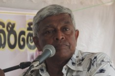 Disappearances in Sri Lanka: Our Message to Govt by Brito Fernando