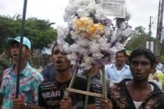 Katunayake FTZ clashes reverberate overseas