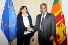 Sri Lanka's reaffirmed commitment to Transitional Justice process