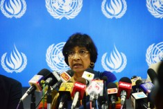 Colombo: Opening remarks by the UN High Commissioner Navi Pillay for Human Rights