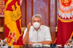 Sri Lanka: President appoints a high powered task force that includes 6 military leaders.