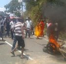 As  we commemorate women's day, the communal tensions are spreading like wildfire in Sri Lanka.