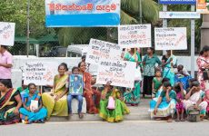 Sri Lanka: OMP requests that the families of the missing and disappeared to be included as beneficiaries for rations