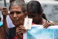 "Office of the Missing Persons (OMP): ""President Sirisena  act now!"" – CPA"