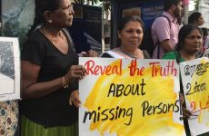 HRC 43: Sri Lanka promises death certificates and livelihood assistance for the missing persons but no Justice & Truth.