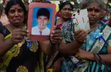 Facing Sri Lanka's Ghosts; With thousands still missing, Sri Lanka's postwar progress comes to a halt.