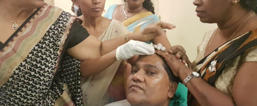 Sri Lanka: Rajapaksa's MPs turned to violence in the face of 3rd defeat in a week!