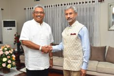 India expects new Sri Lanka govt. to take forward national reconciliation process